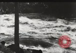 Image of Raging River United States USA, 1900, second 55 stock footage video 65675040575