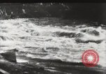 Image of Raging River United States USA, 1900, second 57 stock footage video 65675040575