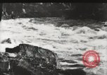 Image of Raging River United States USA, 1900, second 59 stock footage video 65675040575
