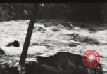 Image of Raging River United States USA, 1900, second 60 stock footage video 65675040575