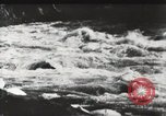 Image of Raging River United States USA, 1900, second 62 stock footage video 65675040575
