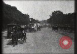 Image of Champs Elysees Paris France, 1900, second 5 stock footage video 65675040580