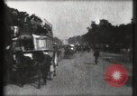 Image of Champs Elysees Paris France, 1900, second 19 stock footage video 65675040580