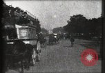 Image of Champs Elysees Paris France, 1900, second 20 stock footage video 65675040580