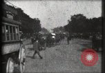 Image of Champs Elysees Paris France, 1900, second 22 stock footage video 65675040580