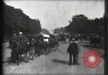 Image of Champs Elysees Paris France, 1900, second 26 stock footage video 65675040580