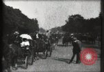 Image of Champs Elysees Paris France, 1900, second 30 stock footage video 65675040580