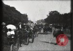 Image of Champs Elysees Paris France, 1900, second 31 stock footage video 65675040580