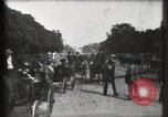 Image of Champs Elysees Paris France, 1900, second 33 stock footage video 65675040580