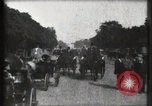 Image of Champs Elysees Paris France, 1900, second 34 stock footage video 65675040580