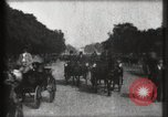 Image of Champs Elysees Paris France, 1900, second 35 stock footage video 65675040580