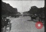 Image of Champs Elysees Paris France, 1900, second 45 stock footage video 65675040580