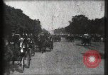 Image of Champs Elysees Paris France, 1900, second 50 stock footage video 65675040580