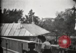 Image of Moving boardwalk Paris France, 1900, second 10 stock footage video 65675040590