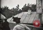 Image of Moving boardwalk Paris France, 1900, second 15 stock footage video 65675040590