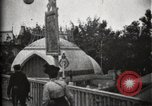 Image of Moving boardwalk Paris France, 1900, second 19 stock footage video 65675040590