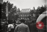 Image of Moving boardwalk Paris France, 1900, second 24 stock footage video 65675040590