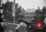 Image of Moving boardwalk Paris France, 1900, second 25 stock footage video 65675040590