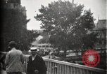 Image of Moving boardwalk Paris France, 1900, second 28 stock footage video 65675040590