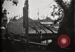 Image of Moving boardwalk Paris France, 1900, second 42 stock footage video 65675040590