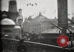 Image of Moving boardwalk Paris France, 1900, second 44 stock footage video 65675040590