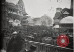 Image of Moving boardwalk Paris France, 1900, second 51 stock footage video 65675040590