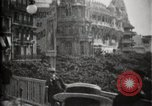 Image of Moving boardwalk Paris France, 1900, second 55 stock footage video 65675040590