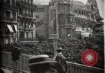 Image of Moving boardwalk Paris France, 1900, second 56 stock footage video 65675040590
