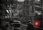 Image of Moving boardwalk Paris France, 1900, second 57 stock footage video 65675040590