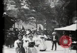 Image of Swiss Village Paris France, 1900, second 18 stock footage video 65675040592