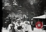 Image of Swiss Village Paris France, 1900, second 19 stock footage video 65675040592