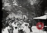 Image of Swiss Village Paris France, 1900, second 21 stock footage video 65675040592