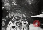 Image of Swiss Village Paris France, 1900, second 23 stock footage video 65675040592
