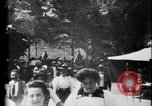 Image of Swiss Village Paris France, 1900, second 30 stock footage video 65675040592