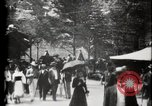 Image of Swiss Village Paris France, 1900, second 38 stock footage video 65675040592