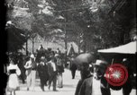 Image of Swiss Village Paris France, 1900, second 39 stock footage video 65675040592