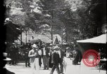 Image of Swiss Village Paris France, 1900, second 42 stock footage video 65675040592