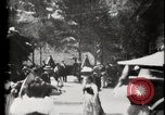 Image of Swiss Village Paris France, 1900, second 49 stock footage video 65675040592