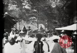 Image of Swiss Village Paris France, 1900, second 54 stock footage video 65675040592