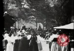 Image of Swiss Village Paris France, 1900, second 58 stock footage video 65675040592