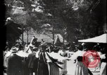 Image of Swiss Village Paris France, 1900, second 59 stock footage video 65675040592