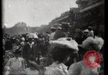Image of women wearing hats Paris France, 1900, second 2 stock footage video 65675040595
