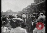 Image of women wearing hats Paris France, 1900, second 3 stock footage video 65675040595