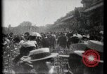 Image of women wearing hats Paris France, 1900, second 5 stock footage video 65675040595