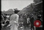 Image of women wearing hats Paris France, 1900, second 11 stock footage video 65675040595