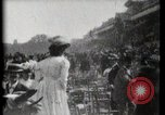 Image of women wearing hats Paris France, 1900, second 12 stock footage video 65675040595