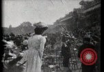 Image of women wearing hats Paris France, 1900, second 13 stock footage video 65675040595