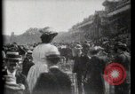 Image of women wearing hats Paris France, 1900, second 14 stock footage video 65675040595