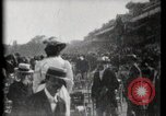 Image of women wearing hats Paris France, 1900, second 16 stock footage video 65675040595