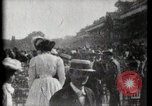 Image of women wearing hats Paris France, 1900, second 17 stock footage video 65675040595